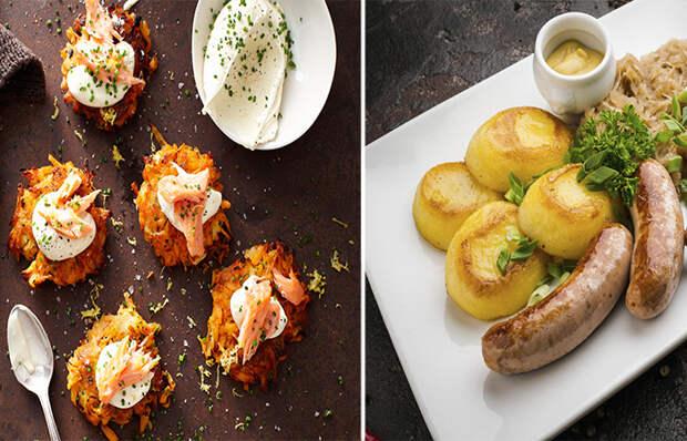 5 прекрасных блюд из картофеля, перед которыми не устоят привередливые дети