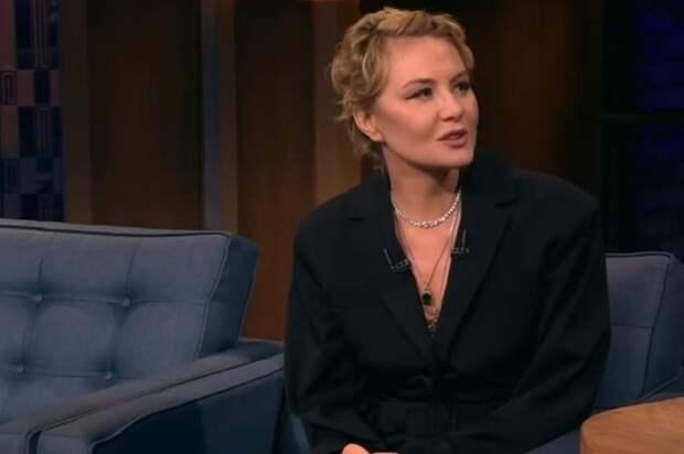 Литвинова рассказала о личной жизни и отношениях с Земфирой