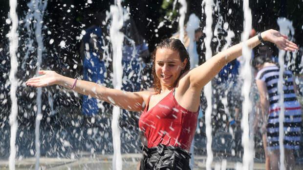 В Центральную Россию придет аномальная жара