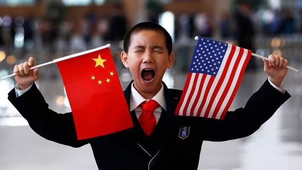 Голос Мордора: США мечтают о слабом разделённом Китае, но похоже, что это так и останется мечтой