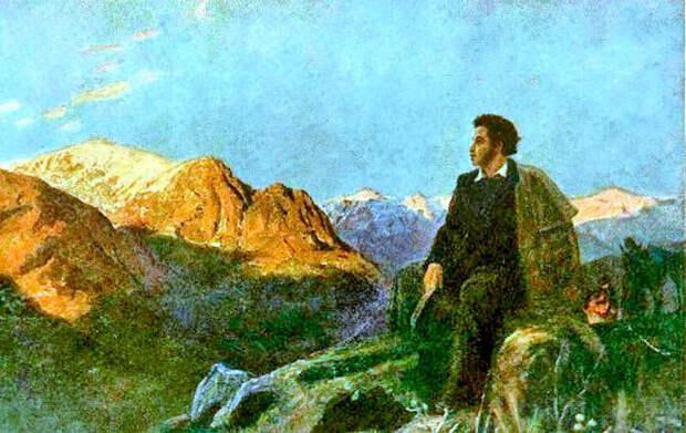 Побег Пушкина в Арзрум 5
