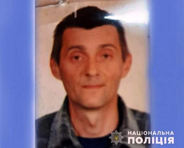 В Волынской области разыскивают пропавшего без вести мужчину