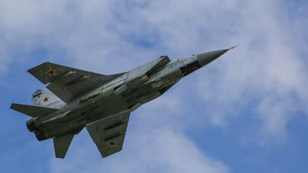 Перехватчики МиГ-31БМ получат новейшие ракеты малой дальности Р-74М