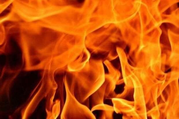 При пожаре в Херсонской области погиб мужчина