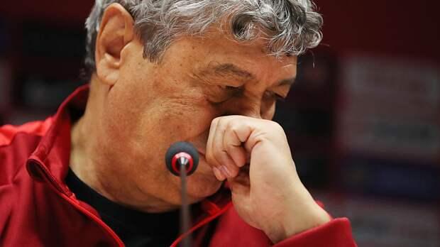 Луческу рассказал, что хотел бесплатно тренировать «Шахтер». Клуб ему отказал