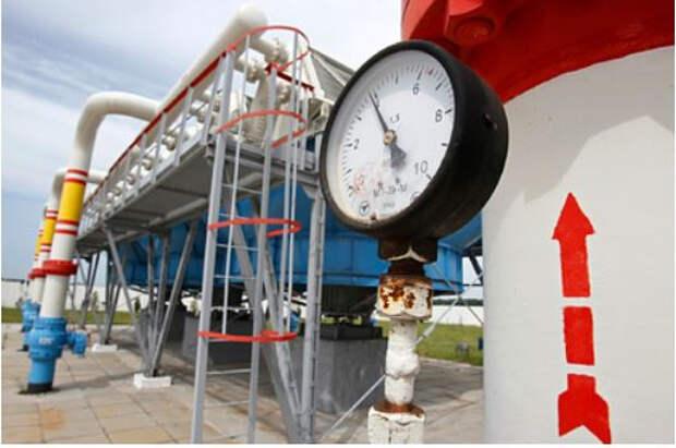 Названа предельная цена за газ в Европе