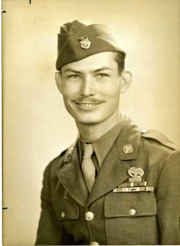 Солдат, который стал национальным героем, ни разу не убив человека герой, солдат