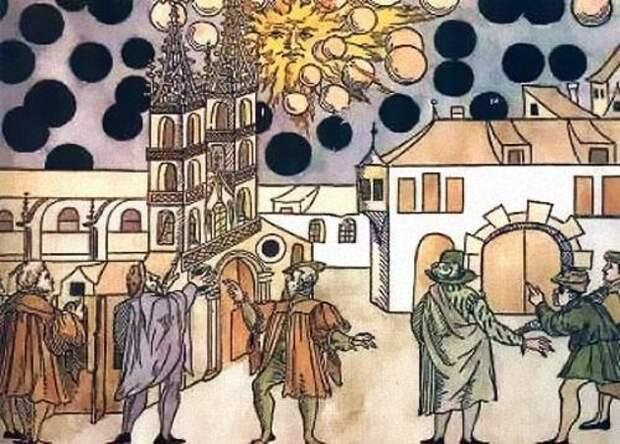 Ранние доказательства существования НЛО
