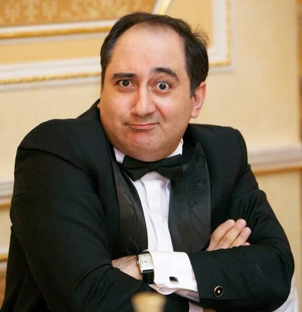 Марк Сагателян (1 сентября 1971, Ереван — 31 июля 2013, Ереван) актеры, звезды, квн, чтобы помнили