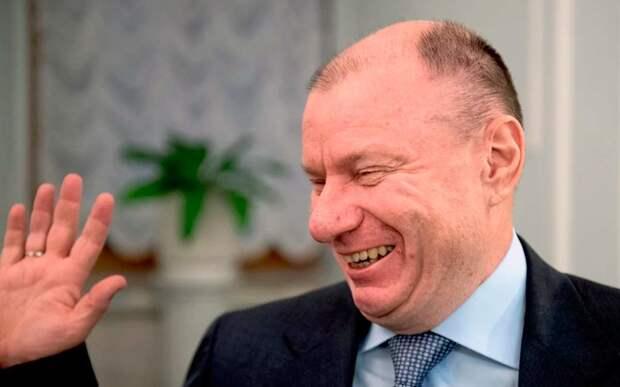 Звездопад на грудь друзей Путина продолжается, очередными лауреатами стали миллиардеры Потанин и Ротенберг