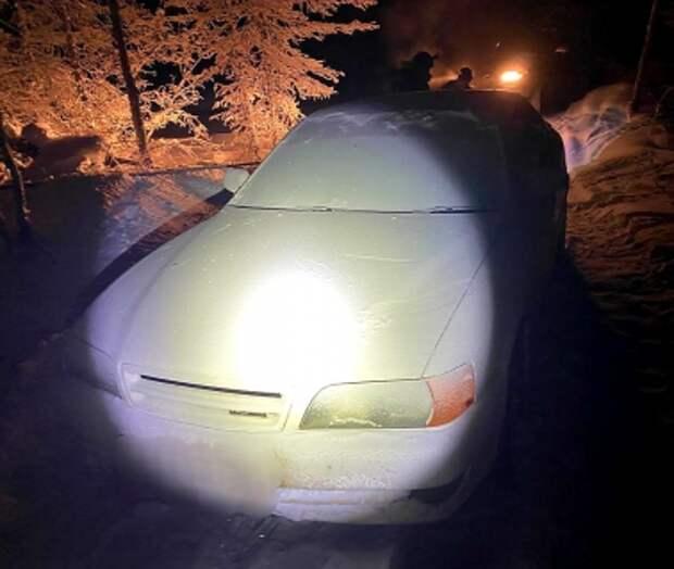 В Якутии обнаружили заблудившихся в 50-градусный мороз юношей