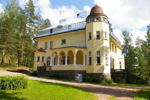 Русские места в Финляндии