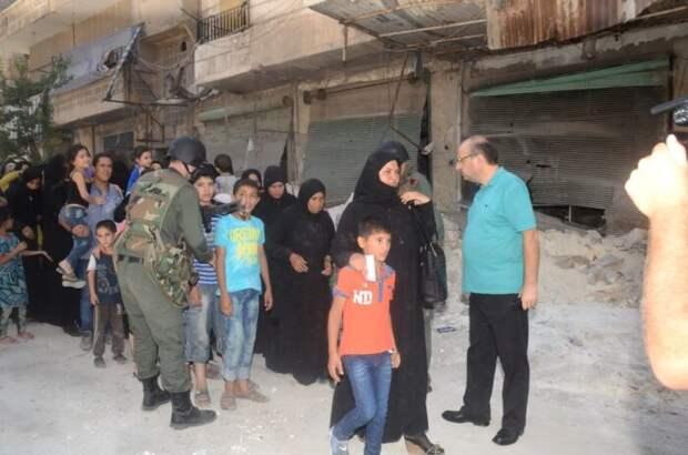 Армия России добилась важного для сирийцев решения