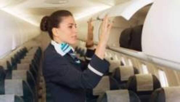 Авиакомпании Италии закрыли отделения для ручной клади в самолетах из-за коронавируса