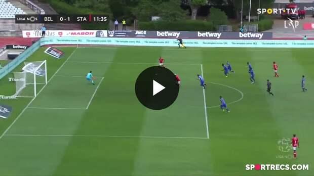 Highlights: Belenenses SAD 0-2 Santa Clara (Liga 20/21 #33)