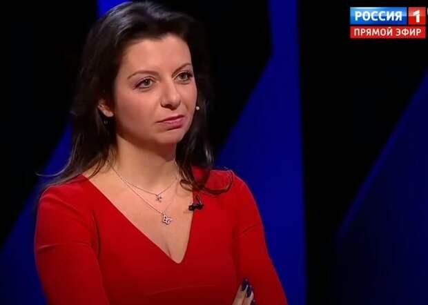 Мудрые слова Симоньян о войне между Россией и Украиной восхитили россиян