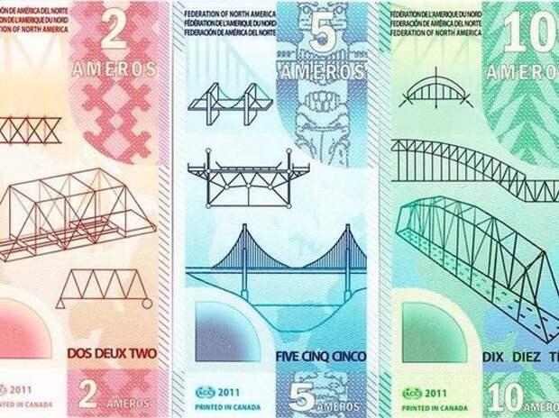 Сценарий замены доллара новой валютой амеро для России выглядит пугающе