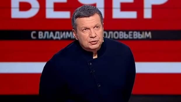 Соловьев жестко прошелся по критикующему парад Победы актеру Назарову