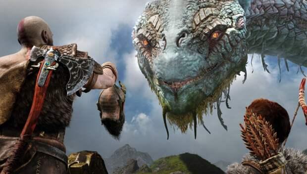 Создатели God of War разрабатывают новый проект