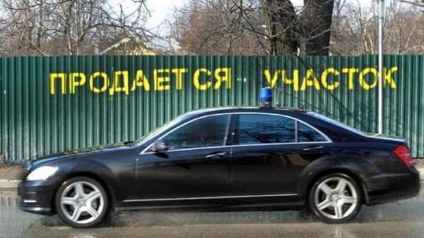 После выборов в Госдуму с Рублёвки активно побежали крысы