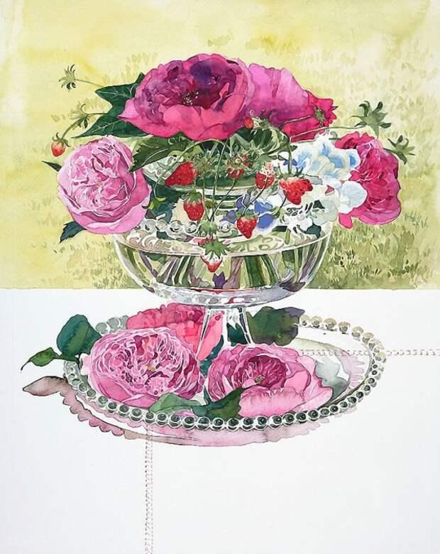 художник Аяко Тсуге (Ayako Tsuge) картины - 23