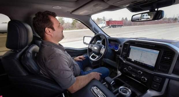 Ford представил по подписке полуавтопилот BlueCruise
