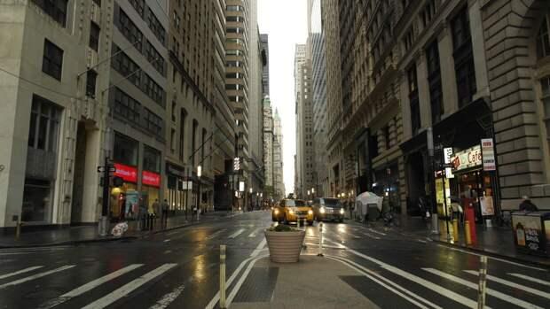 Размер пособия по безработице стал причиной остановки работы закусочных Нью-Йорка