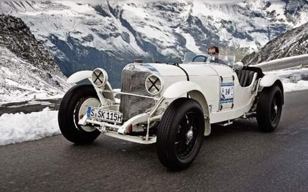 Daimler выпустит запчасти для довоенных Мерседесов