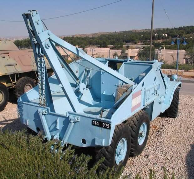 Доработки и модернизации. Особенности использования трофейной техники в армии Израиля