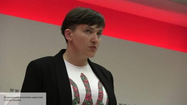 Савченко заявила, что у Украины может появитсядругой сосед вместо Беларуси