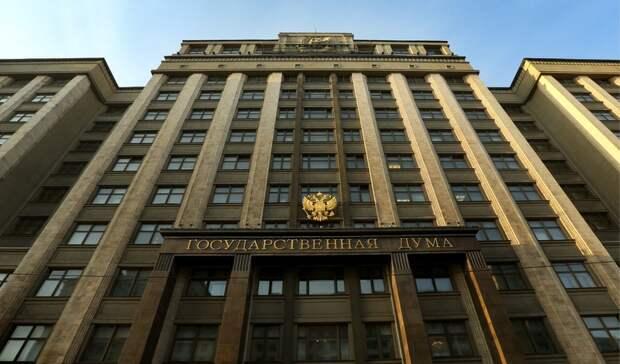 В Госдуме ввели санкции за упоминание террористических организаций без пометок