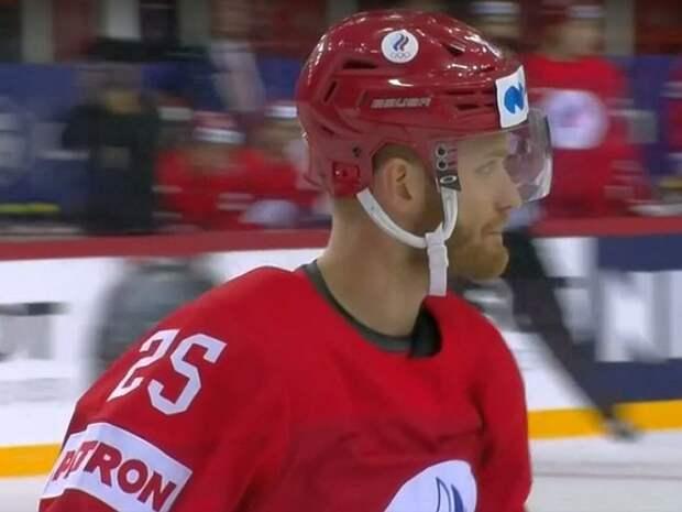 Сборная России одержала вторую победу на хоккейном чемпионате мира