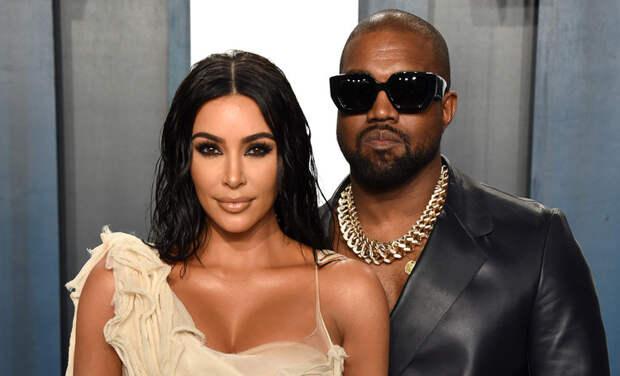 """Ким Кардашьян поздравила Канье Уэста с днем рождения: """"Буду любить тебя всю жизнь"""""""