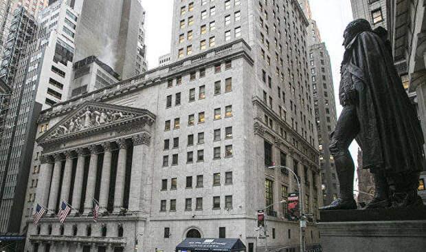 Фондовые индексы США снизились