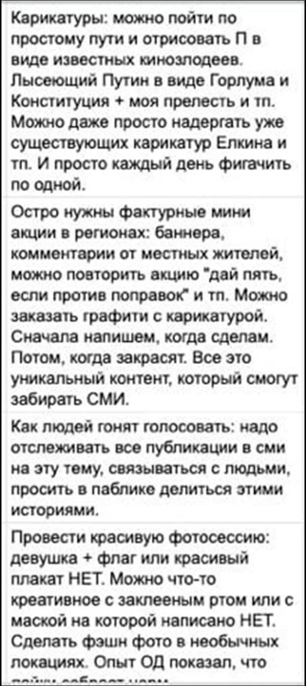 Сколько и кому платит Госдеп США за провокации на голосовании по поправкам к Конституции России