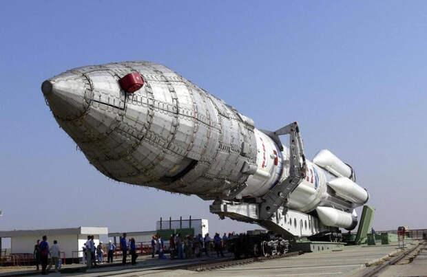Российский многоразовый космический корабль «Федерация»: Американцы грызут локти от зависти