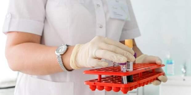 Более 50 тыс медработников в Москве проверили на иммунитет к COVID-19. Фото: mos.ru