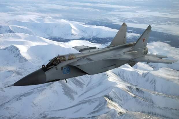 Чуркин: «Северный флот России расширяет возможности авиации в Арктике»