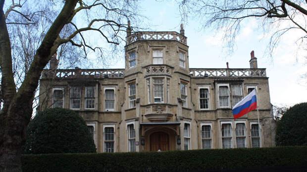 В посольстве России назвали заявления Лондона о кибератаках голословными обвинениями