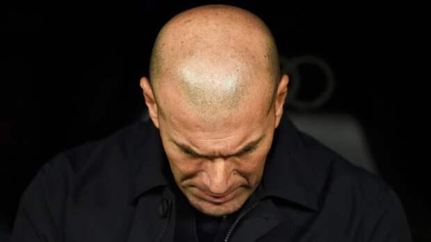 Зидан: «Реал» в матче с «Бетисом» оступился, как это уже не раз бывало. Но мы будем идти до конца»