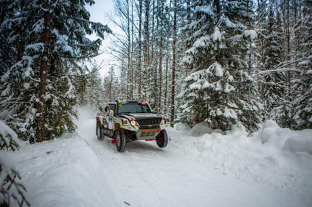 Ралли-рейды: поляки взяли «Северный лес»