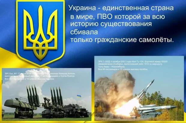 Новости стационара-Драться будем только с пехотой: в Киеве планируют уничтожить ВКС РФ