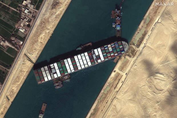 «Европу ждут проблемы»: чем обернется неделя простоя Суэцкого канала