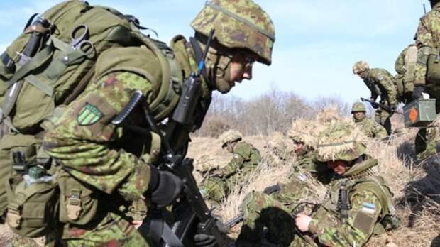 """Эстония объявила о старте масштабных учений """"Весенний шторм"""" с участием НАТО"""