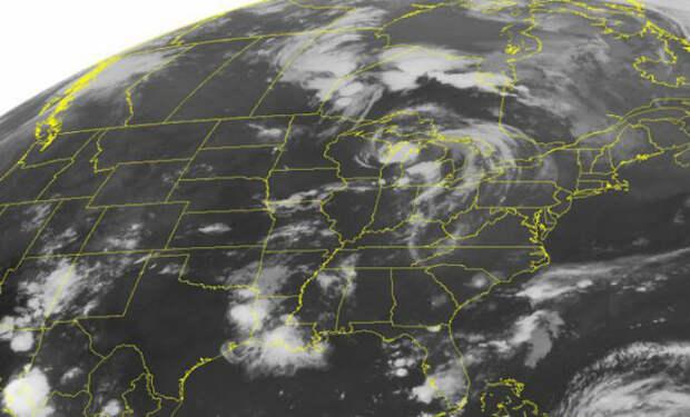 Штормотрясение: ученые предполагают, что тайфун вызывает новый тип землетрясений