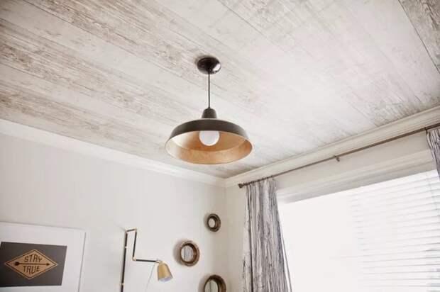 Обои на потолке: 12 идей, которые вы захотите повторить