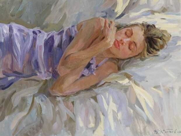 художник Юрий Кротов картины – 16