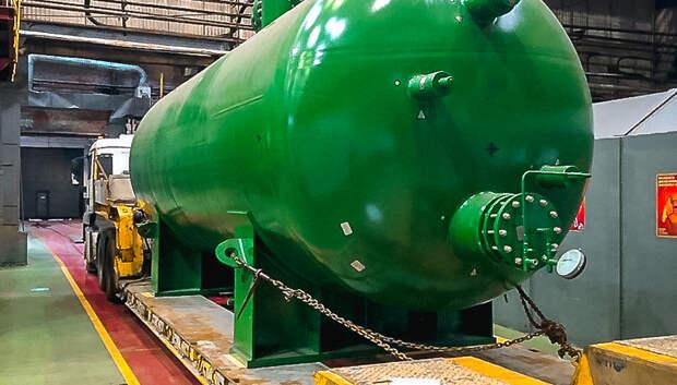 «ЗиО‑Подольск» изготовил оборудование для атомной электростанции в Бангладеше