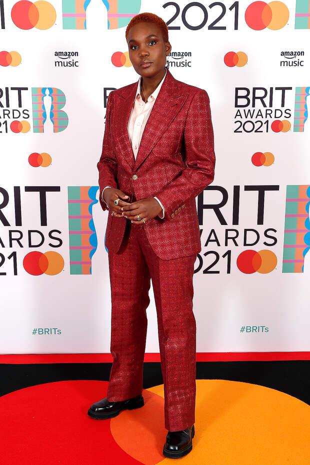 Арло Паркс BRIT Awards 2021