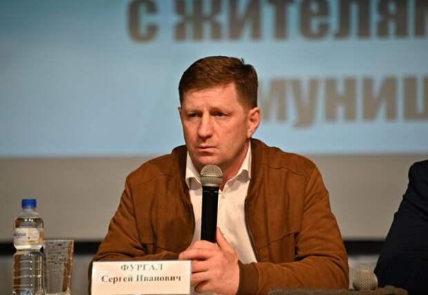 Подозреваемого в убийствах хабаровского губернатора арестовали в Москве
